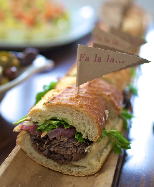 prall party short rib sandwiches